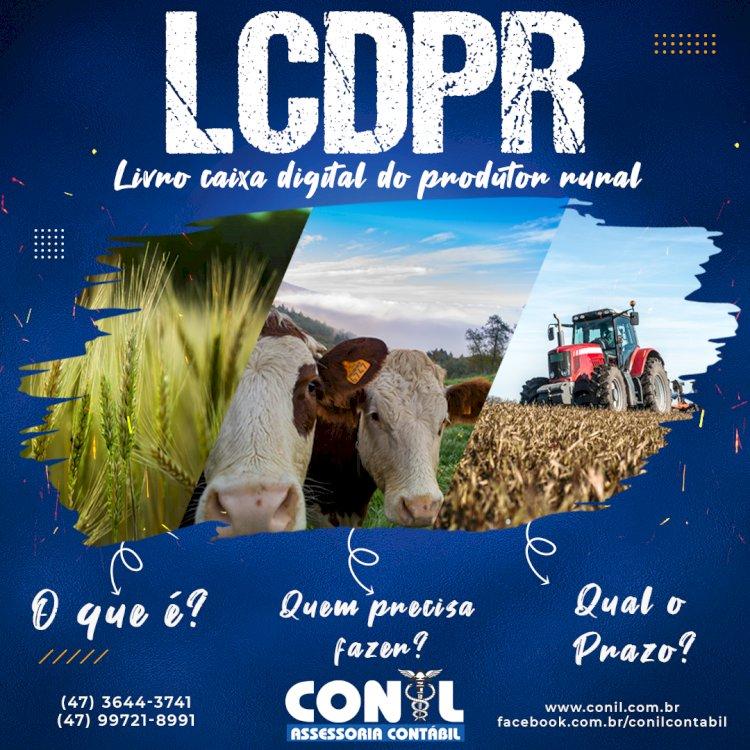 Livro Caixa do Produtor Rural (LCDPR): tudo que você precisa saber!